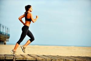 Postura para correr
