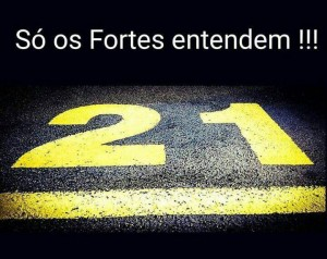 21km so os fortes entendem