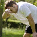 Tonturas durante os treinos e corridas